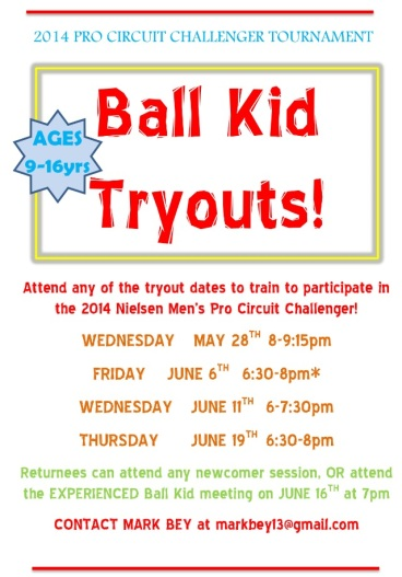 final ball kid tryout pdf