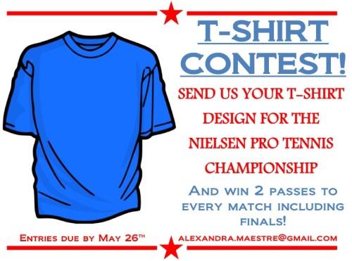 TShirt Contest!